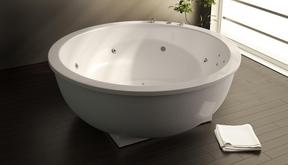 ванна круглая