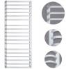 Полотенцесушитель INSTAL PROJEKT Luna Electro LUN-50/120 + EGB06С1 (белый)