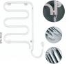 Полотенцесушитель INSTAL PROJEKT Spina Electro SPIE-40/60W (белый)
