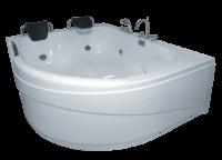 Гидромассажная ванна CRW CZI24 R/L (178х130)