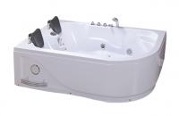 Гидромассажная ванна IRIS TLP-631 R/L (180x120)