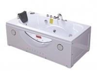 Гидромассажная ванна IRIS TLP-633-G (168x85)