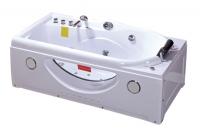 Гидромассажная ванна IRIS TLP-634-G (168x85)
