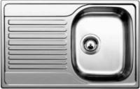 Кухонная мойка BLANCO Tipo 45S Compact 513441 (хром)
