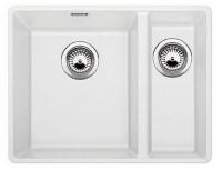 Кухонная мойка BLANCO Subline 340/160 F 519805 (белый)