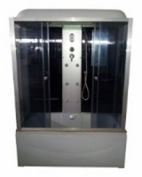 Душевой бокс SERENA EW-32215G (150x80x215)