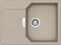 Кухонная мойка SCHOCK Manhattan D100 S Sabbia-58 (22034558)