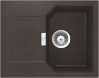 Кухонная мойка SCHOCK Manhattan D100 XS Mocha-63 (22034063)