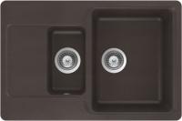 Кухонная мойка SCHOCK Manhattan D150 S Mocha-63 (22076063)