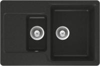 Кухонная мойка SCHOCK Manhattan D150 S Onyx-10 (22076010)
