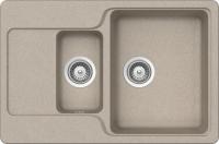Кухонная мойка SCHOCK Manhattan D150 S Sabbia-58 (22076058)