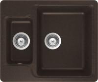 Кухонная мойка SCHOCK Manhattan N150 Mocha-63 (22066063)