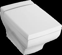 Унитаз подвесной VILLEROY&BOCH La Belle 562710R1 (Альпийский белый CeramicPlus)