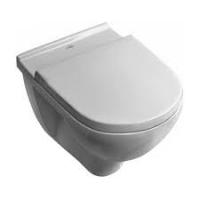 Унитаз подвесной VILLEROY&BOCH O.novo Direct Flush 5660HR01 с крышкой SoftClosing