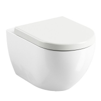 Унитаз подвесной RAVAK WC Uni Chrome