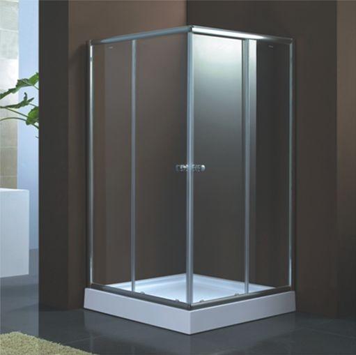 Sprchové kabíny 90 x 90 štvorcových