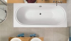 Ванна VAGNERPLAST Briana 170x75