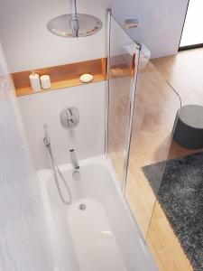 Ванна RAVAK Chrome 160x70