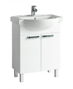 Мебель для ванной комнаты Шкафчик + Умывальник KOLO Freja 89359 + L71965