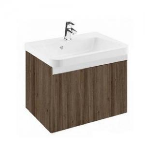 Мебель для ванной комнаты Шкафчик под умывальник RAVAK 10° 65х45 (темный орех)