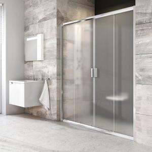 Душевые двери Душевая дверь RAVAK BLDP4 - 130 (Satin - Transparent)