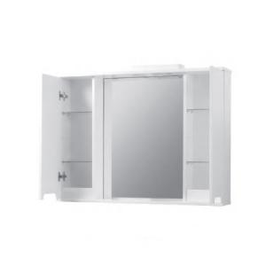 Шкафчик с зеркалом ЮВВИС Марко Z-11 95 с подсветкой