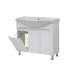 Мебель для ванной комнаты Шкафчик с умывальником ЮВВИС Марко Изео 95 Т-11 К
