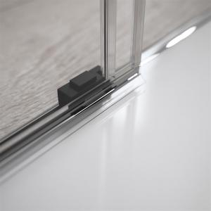 Душевая дверь RADAWAY Idea Black DWJ - 110