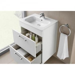 Шкафчик с умывальником ROCA Victoria 100 A855851806 (белый)