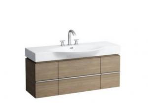 Мебель для ванной комнаты Шкафчик под умывальник LAUFEN Palace New H4013010755191 (120) - дуб