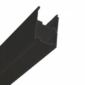 Душевая перегородка RAVAK Walk-IN Wall-90 (Черный - Transparent)