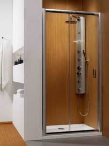 Душевые двери Душевая дверь RADAWAY Premium Plus DWJ 33302-01-06N - 110 (хром-фабрик)