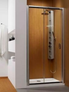 Душевые двери Душевая дверь RADAWAY Premium Plus DWJ 33343-01-06N - 150 (Хром - Фабрик)