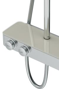 Душевая система с термостатом AM PM Inspire ShowerSpot F0750A400