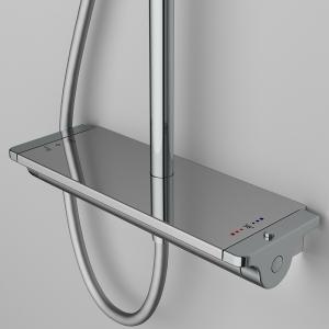 Душевая система с термостатом AM PM Spirit F0770A400