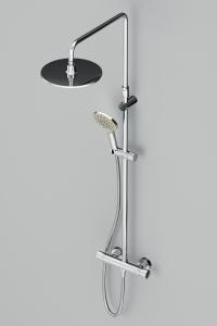 Душевая система с термостатом AM PM Like ShowerSpot F0780400