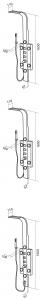 Гидромассажная панель AM PM Tender W45P-2-163S