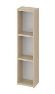 Мебель для ванной комнаты Пенал CERSANIT Moduo 20 - настенный (дуб)