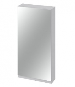 Мебель для ванной комнаты Шкафчик с зеркалом CERSANIT Moduo 40 - серый