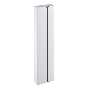Мебель для ванной комнаты Пенал RAVAK SB Balance 400 (белый/графит)
