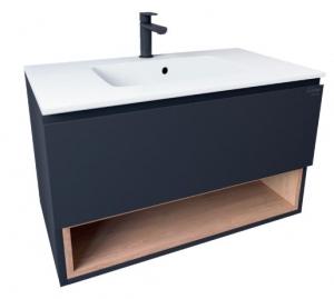 Мебель для ванной комнаты Шкафчик с умывальником RADAWAY Modern + Della 80
