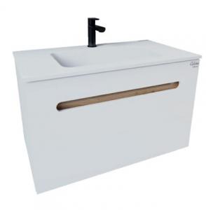 Мебель для ванной комнаты Шкафчик с умывальником RADAWAY Laura + Della 80