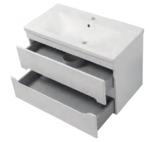 Шкафчик с умывальником ЮВВИС Модена Етна 80 ТП-2 Д