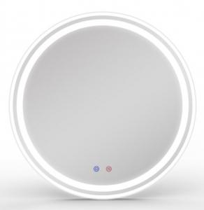Мебель для ванной комнаты Зеркало VOLLE 60x60 с подсветкой, диммером, подогревом