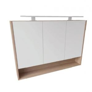 Мебель для ванной комнаты Шкафчик с зеркалом RADAWAY Silvia M43100-12-03 LED (100)