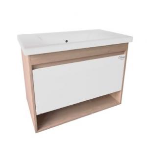 Мебель для ванной комнаты Шкафчик с умывальником RADAWAY Silvia + Soft 100