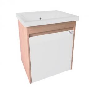 Мебель для ванной комнаты Шкафчик с умывальником RADAWAY Classic + Soft 50