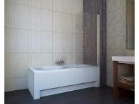 Шторки для ванной Шторка на ванну KOLLER POOL QP93 (75x140)