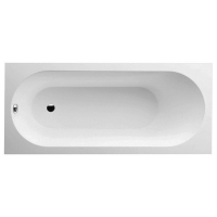 Акриловые ванны Ванна Oberon BQ180OBE2V-01 (180x80)