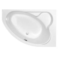 Акриловые ванны Ванна CERSANIT Kaliope 153х100 с ножками